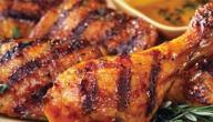 طريقة تتبيل دجاج للشوي