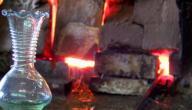 كيف تتم صناعة الزجاج