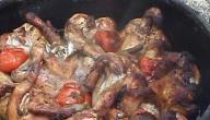 طريقة عمل دجاج زرب
