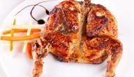 طريقة تتبيل دجاج الشوي على الفحم