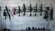 أنواع أسلحة