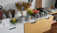 أشغال يدوية منزلية للمطبخ