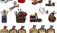 أدوات الخياطة