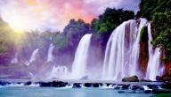 أجمل شلالات في العالم
