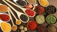 أنواع الحبوب والبقوليات