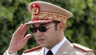 بحث حول الملك محمد السادس