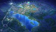 أكبر مدينة ألعاب في العالم