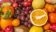 أنواع الفواكه المفيدة للحامل