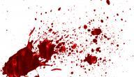 إزالة بقع الدم من الملابس