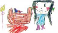 تحليل رسومات الأطفال