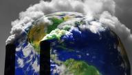 تأثير الإنسان على البيئة