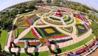 مدينة الزهور في دبي