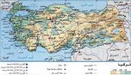 الدول المجاورة لتركيا