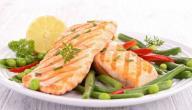 الأغذية التي تحتوي على فيتامين د