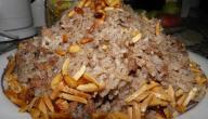 أشهر الأكلات المغربية