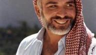 ذكرى وفاة الملك حسين