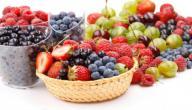 أنواع الفواكه الصيفية