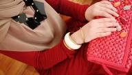 تنسيق ألوان الملابس للنساء