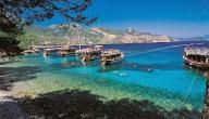 أجمل شواطئ تركيا