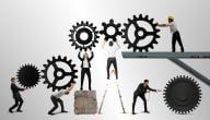 تعريف العمل الجماعي