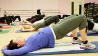 تمارين لتقوية عضلات الحوض