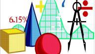 الأشكال الهندسية في الرياضيات