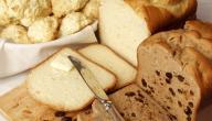 الفرق بين الخبز الأبيض والأسمر