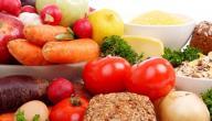 أكلات تحتوي على البروتين