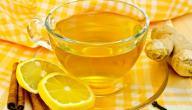 هل الماء والليمون ينقص الوزن