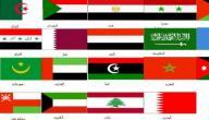 دول عربية وعواصمها