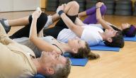 تمارين سويدية لبناء العضلات