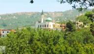 جمال الطبيعة في لبنان