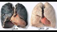 الأمراض الناتجة عن التدخين