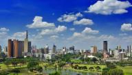 أكبر مدينة في أفريقيا