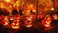 تاريخ عيد الهالوين