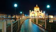 الهجرة إلى بروناي