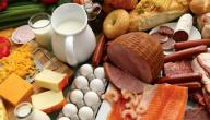 تقرير عن الغذاء والتغذية