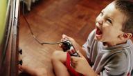 أضرار الألعاب الإلكترونية على الأطفال