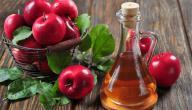 أضرار خل التفاح على الجسم