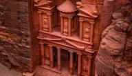 أهم المواقع السياحية العربية