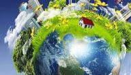 دور الإنسان في المحافظة على البيئة