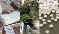 أنواع المخدرات وطرق تعاطيها