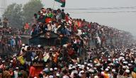 بحث عن الزيادة السكانية