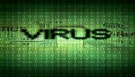 حماية الجهاز من الفيروسات