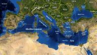دول حوض البحر المتوسط