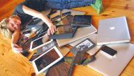 تعريف الأجهزة الإلكترونية