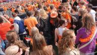 كم عدد سكان هولندا