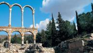 آثار لبنان