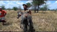 الصيد في تنزانيا