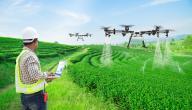 المعدات الزراعية الحديثة